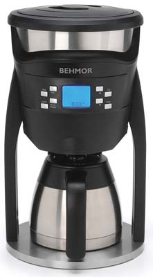 Behmor Brazen Plus Coffee Maker Review Foodal