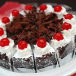 Black Forest Cake Recipe | Foodal.com