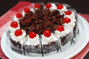 The Almighty Black Forest Cake