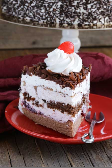 Black Forest Gateau | Foodal.com