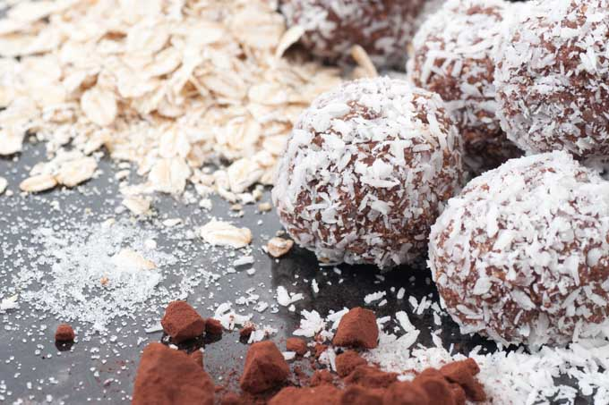 Cacao Bliss Ball Recipe