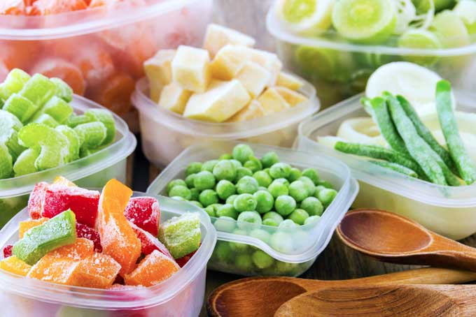 Freezing Fruits and Veggies to Save TIme | Foodal.com