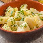 French Potato Salad   Foodal.com