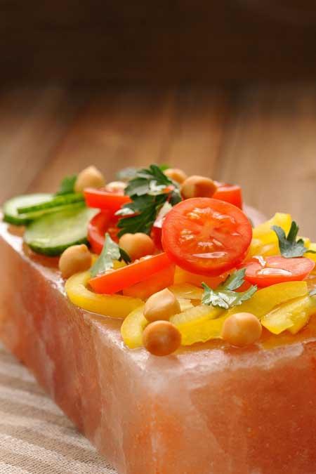 Himalayan salt block | Foodal.com