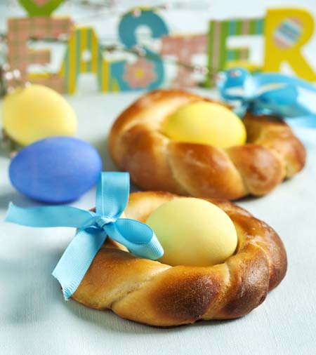 Italian Easter Bread Recipe | Foodal.com