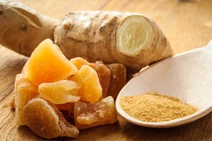Jazz Up Your Menu With Ginger