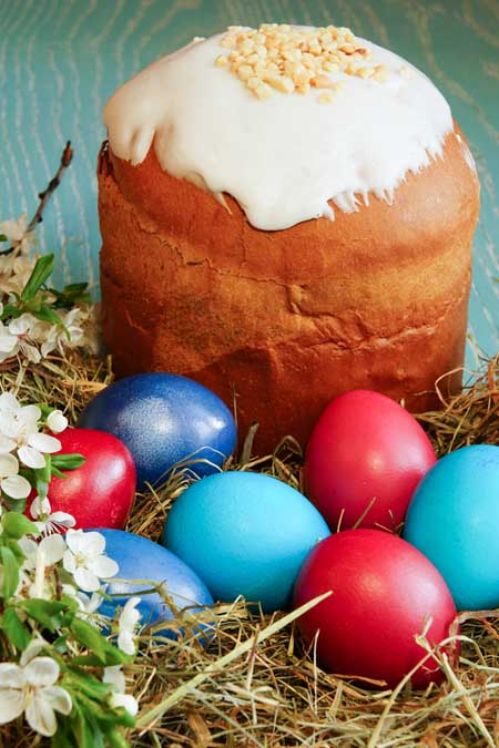 Kulich - Russian Traditional Easter Bread | Foodal.com