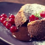 Lava Cake: Molten Chocolate Baked Pudding