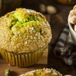 Pistachio and Cardamom Muffins | Foodal.com