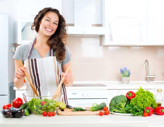 Prepare healthy fruits and veggies   Foodal.com