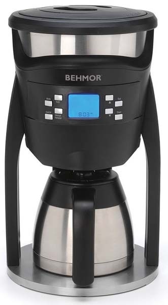 Review of the Behmor Brazen Plus Temperature Control Coffee Maker/Brewer | Foodal.com