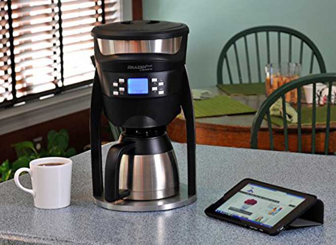Review of the Behmor Brazen Plus Temperature Control Coffee Maker | Foodal.com