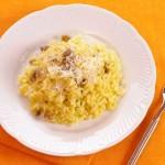 Risotto alla Milanese con Luganega| Foodal.com