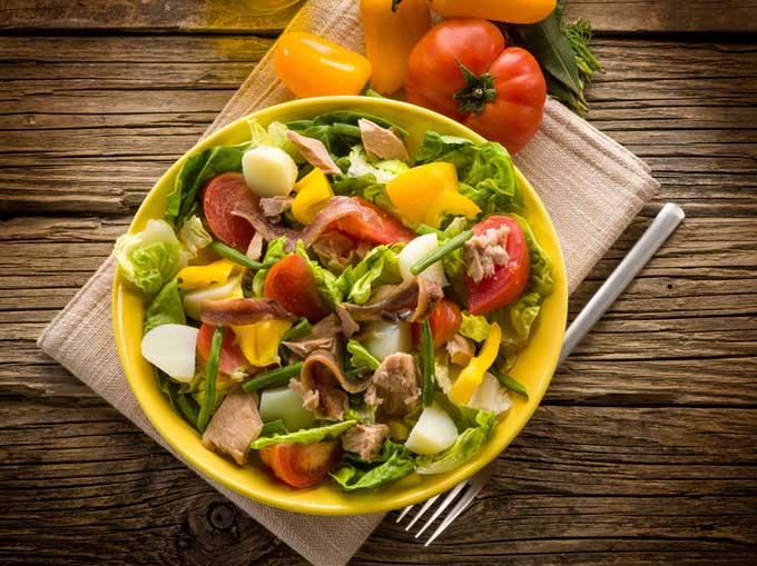Salad Nicoise Recipe | Foodal.com