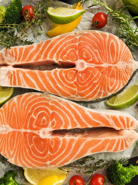 Salmon - a Heart-Smart Fish | Foodal.com