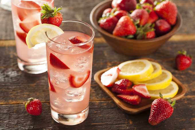 Strawberry Lemonade | Foodal