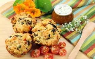 Sue's Savory Muffins   Foodal.com