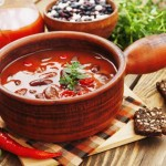 The Best Vegetarian Chili With Unconvential Ingrediants! | Foodal.com