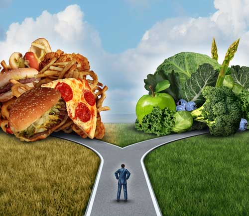 The Road to Nutritious Food   Foodal.com