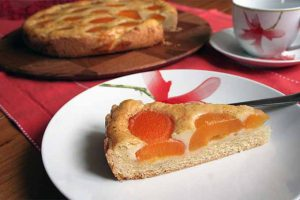 The Best Apricot Tart Recipe on the Planet