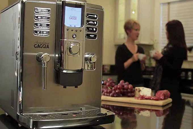 A look a the Gaggia Accademia Espresso Machine | Foodal.com