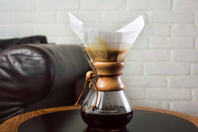 Chemex Manual Coffee Maker : Chemex Coffeemaker Review: A Great Brew Foodal