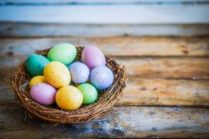 Easter Eggs and How to Use Them (Up)