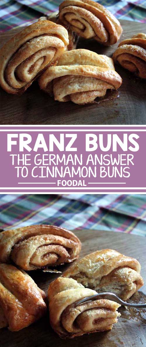 This German specialty takes your basic cinnamon bun up a notch or two. The pressed areas allows the filling to caramelize and become crispy. Get the recipe now on Foodal!