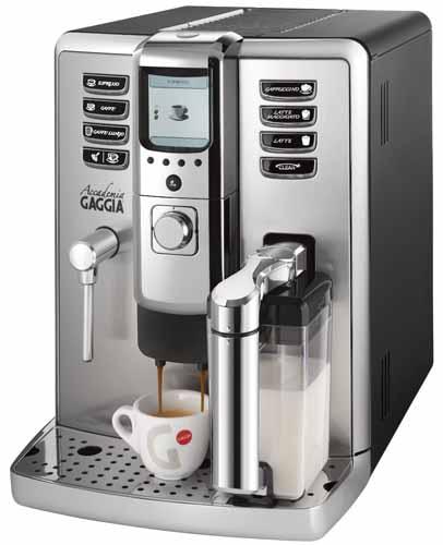 Gaggia 1003380 Accademia Espresso Machine Review   Foodal.com
