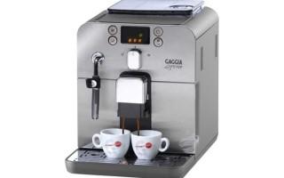 gaggia brera superautomatic espresso machine review