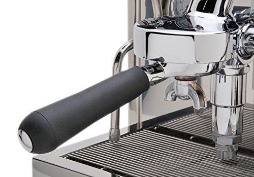 Izzo Alex-Duetto-3 Espresso Machine Portafilter