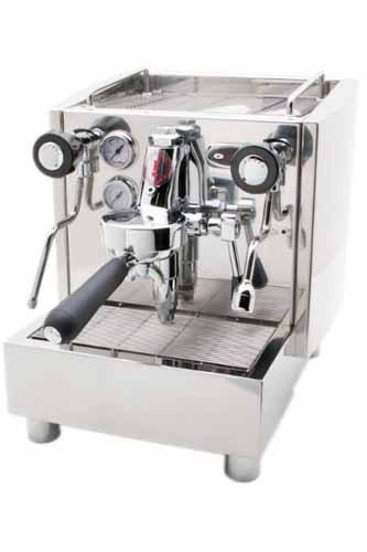 Izzo Alex-Duetto-3 Espresso Machine Review