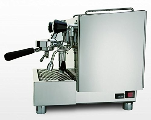 Izzo Alex-Duetto-3 Espresso Machine Side Profile