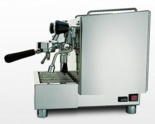 Izzo Alex-Duetto-3 Espresso Machine Side Profile