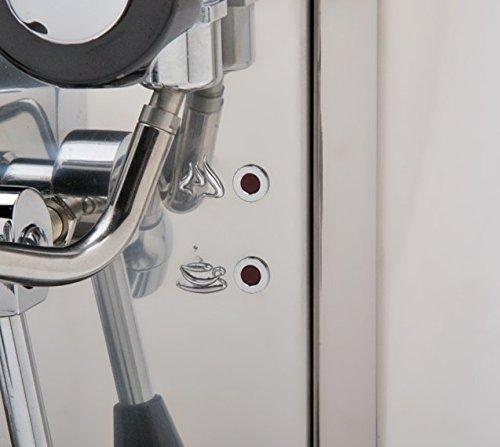 Izzo Alex-Duetto-3 Espresso Machine Steaming Arm