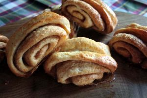 Franz Buns: The German Answer to Cinnamon Buns