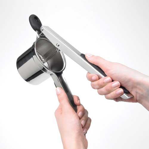 OXO Good Grips Potato Ricer Review | Foodal.com