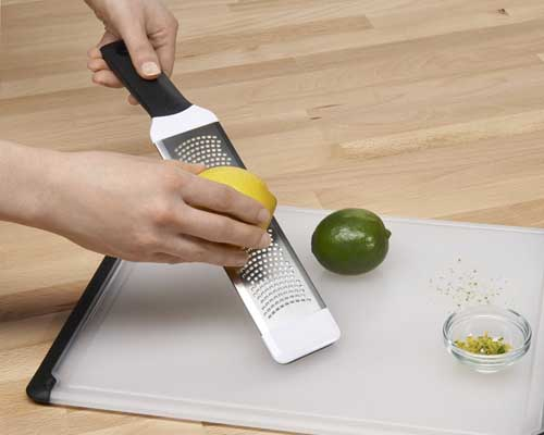 OXO Good Grips Zester | Foodal.com