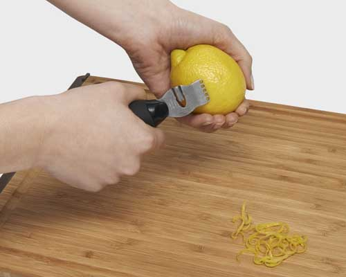 Oxo Good Grips Lemon Zester | Foodal.com