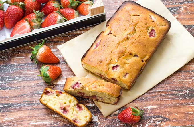 Recipe fo French Yogurt Cake | Foodal