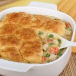 Recipe for Chicken Stew with Biscuits| Foodal.com
