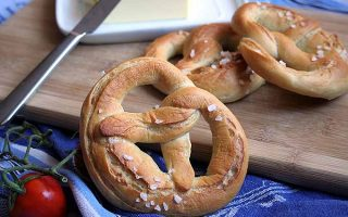 Twist Yourself Into Some Homemade German Pretzels