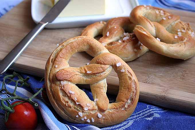 Bavarian Pretzels | Foodal.com