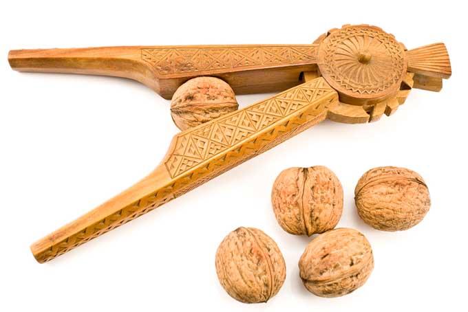 Antique Wooden Nutcracker   Foodal.com