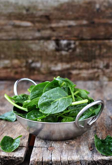 Baby Leafy Greens For Health | Foodal.com