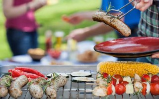 Portable Gas BBQ Grills: Great Food On Location