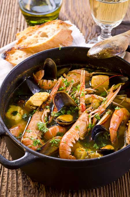 Best Recipe for Authentic Bouillabaisse - The French Fisherman's Stew | Foodal.com