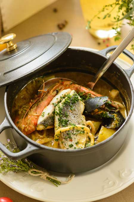 Best Recipe for French Bouillabaisse