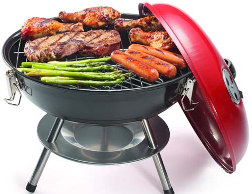 Save · Cuisinart CCG 190RB Portable Charcoal Grill