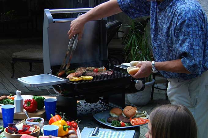 Cuisinart CGG-200 All-Foods 12,000-BTU Portable Outdoor Tabletop Gas Grill | Foodal.com